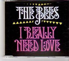 (FM916) The Bees, I Really Need Love - 2010 DJ CD