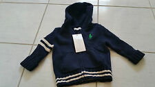 Brand New Authentic toddler Polo Ralph sweater 9Month