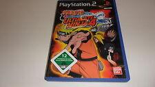 PlayStation 2 PS 2 Naruto Shippuden: Ultimate Ninja 4