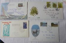 Four Ireland An Post First Day Covers from 1970s o 1990s #1