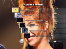 DVD Karaoké Mylène Farmer (40  titres home made +R)