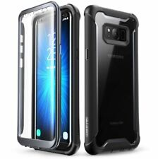 Best Samsung Galaxy S8+ Plus case Full-body with Built-in Screen Protector Black