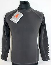 Musto Tech Rash Vest Size Small  - Black