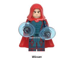 WICCAN William Maximoff Wanda Vision Minifigure New Marvel DC Comics lego MOC