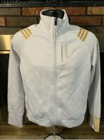 Adidas Men's Argentina 2018 Wold Cup 3 stripes Soccer Jacket Track Top CE6654 S