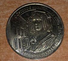 Médaille OOSTENDE 100 oostendse stuiver in onloop van 1-7 tot 30-9-82