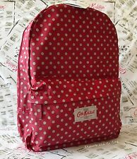 Genuine CATH KIDSTON Red Little Spot Backpack Rucksack Bag NEW with Tags