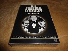The Three Stooges: The Complete Collection - Eight Vol. Set (1934-1959) [17 DVD]
