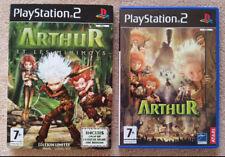 arthur et les minimoys édition limitée PS2 / complet avec poster et fourreau 3d