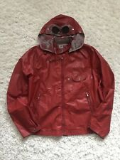 """Rare Cp Company Painted Mille Miglia Goggle Jacket 54 Xxl 24""""ptp"""