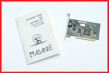 AsantéFast 10/100 PCI Ethernet Network Adapter PC / Power Macintosh RJ45 Port
