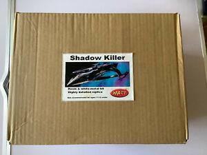 SHADOW KILLER - BABYLON 5 - RESIN WHITE METAL KIT HIGHLY DETAILED REPLICA - WARP