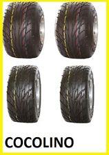 4 Stck / Satz Kart Bierkiste DURO Regenreifen Reifen 4,5 + 6,0 rain tyre