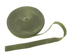 Webbing Olive Green Army Strap 38mm Nylon 150 Meter Roll