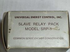 SRP-1 UNENCO UNIVERSAL ENERGY CONTROL RELAY PACK