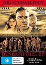 Beneath Hill 60 = NEW DVD AUSTRALIAN WAR DRAMA R4