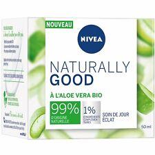 Crème de jour visage aloe vera hydratante Bio NIVEA 50 ml