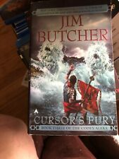 Codex Alera: Cursor's Fury 3 by Jim Butcher (2007, Paperback)