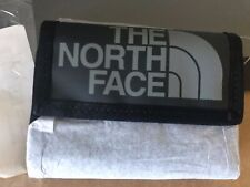 The North Face Base Camp Wallet, Black/Gray