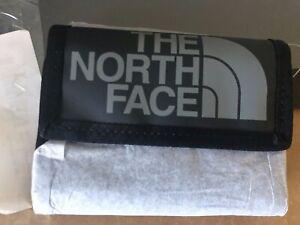 The North Face Base Camp Wallet, Black/Gray