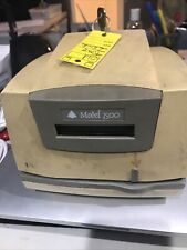 Pyramid Technologies Model 3500 Time Clock Used With Key