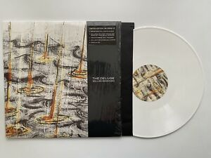 William Basinski The Deluge White Vinyl Album Record LPRARE