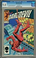 Daredevil #210 CGC 9.8 White Pages