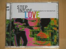 2xcd STEP INSIDE LOVE A Jazzy Tribute to the Beatles Mitchel formandavid Sanborn