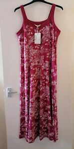 Ladies lovely brand new maxi dress size 14 by Nomads
