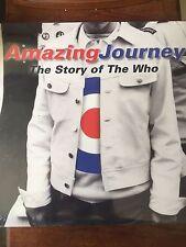 The Who Amazing Journey Story of the Who 33 Vinyl 2 Album 2008 Geffen Records