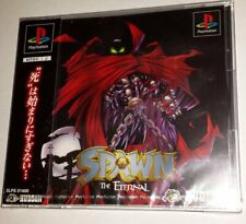 SPAWN THE ETERNAL PS1 Hudson Sony PlayStation 1 From Japan