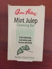 Queen Helene Mint Julep Cleansing Bar Soap 4.4 Oz