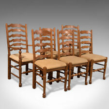 Oak Country Original Antique Chairs