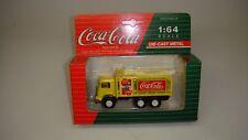 COCA COLA-MACK CJ DIE-CAST TRUCK (C02021)1993--UNPUNCED CARD-MINT-NEW