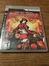 Command & Conquer: Red Alert 3 - Ultimate Edition PlayStation 3 (PS3) FREE SHIP