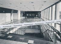 Aalen - Stadthalle - Das Treppenhaus - um 1960 -    L 14-13