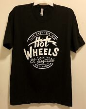 New Rare Hot Wheels Live Fast Die Cast Hoodzpah El Segundo Kalifornia T-Shirt L