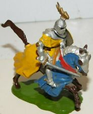 Old BRITAINS of England 1950s Lead, Mounted Knight of Agincourt, Set #1660