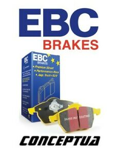 EBC Yellowstuff Front Brake Pads Kit Set Fast Road Track Day For Honda S2000 AP1