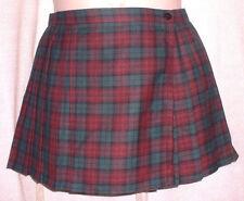 Short/Mini Pleated, Kilt Unbranded Regular Skirts for Women