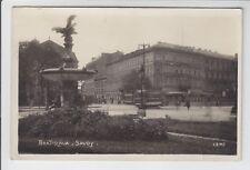 AK Bratislava, Pressburg, Savoy, 1928 Foto-AK