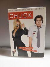 PRE OWNED DVD SET - CHUCK SEASON 1 #57