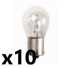 10x 241 24v 21w SCC BA15s Brake/Indicator/Reverse/Rear Fog Bulb Commercial Lorry