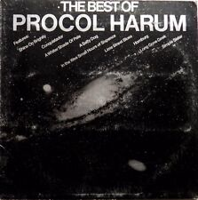 LP - THE BEST of PROCOL HARUM