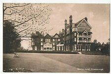 SUSSEX - THE BEACON HOTEL, BEACON ROAD, CROWBOROUGH, 1920s