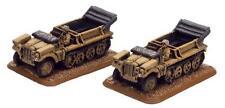 Flames of War - German: Sd Kfz 10 (1t) Half-track GE273