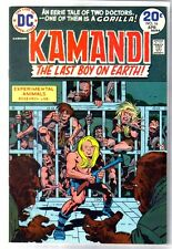 KAMANDI #16 Humans in the Experimental Cage! DC Comic Book ~ FN/VF