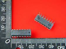 3PCS 74LS47 SN74LS47N BCD to seven segment decoder-driver IC DIP-16p #SA414-6