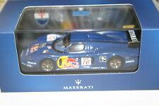 IXO 1/43 MASERATI MC12 FIA GT MONZA #16 2005 GTM043 AWESOME LOOKING MODEL