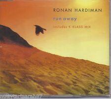 RONAN HARDIMAN - Run Away 4 Track Inc K-KLASS MIX LC00171 (CD 2001) NEW